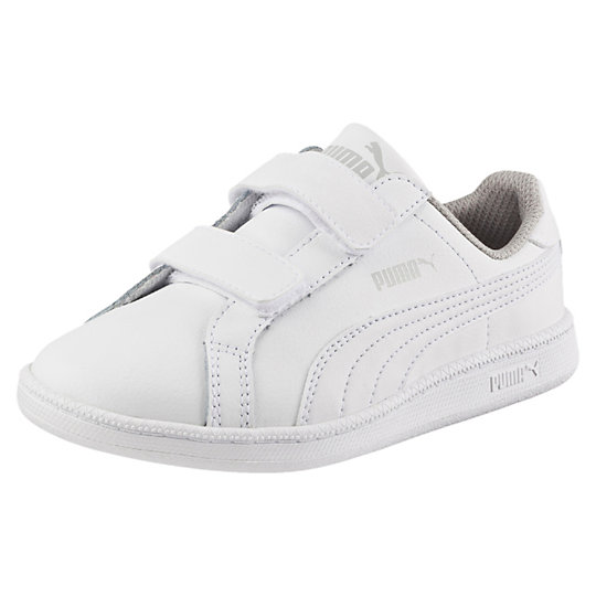 Smash Leather V PS Kids' Trainers