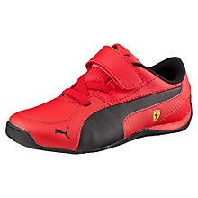 Ferrari Drift Cat 5 Leather PS Kids' Trainers
