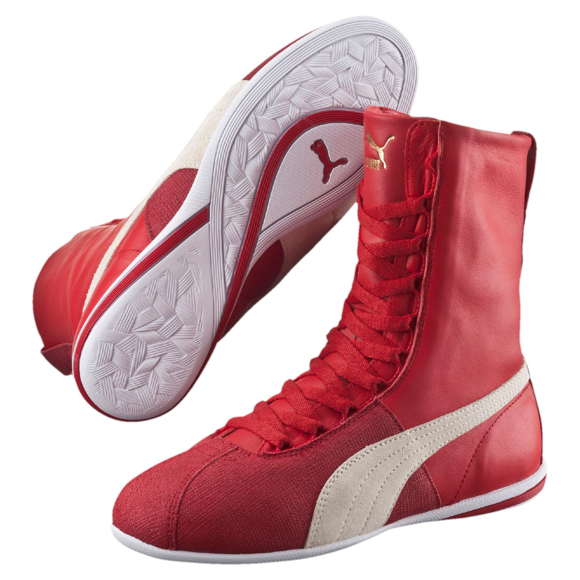 be42d724ace PUMA Eskiva Hi Remaster Women s Boots Sport Classics High Boot ...