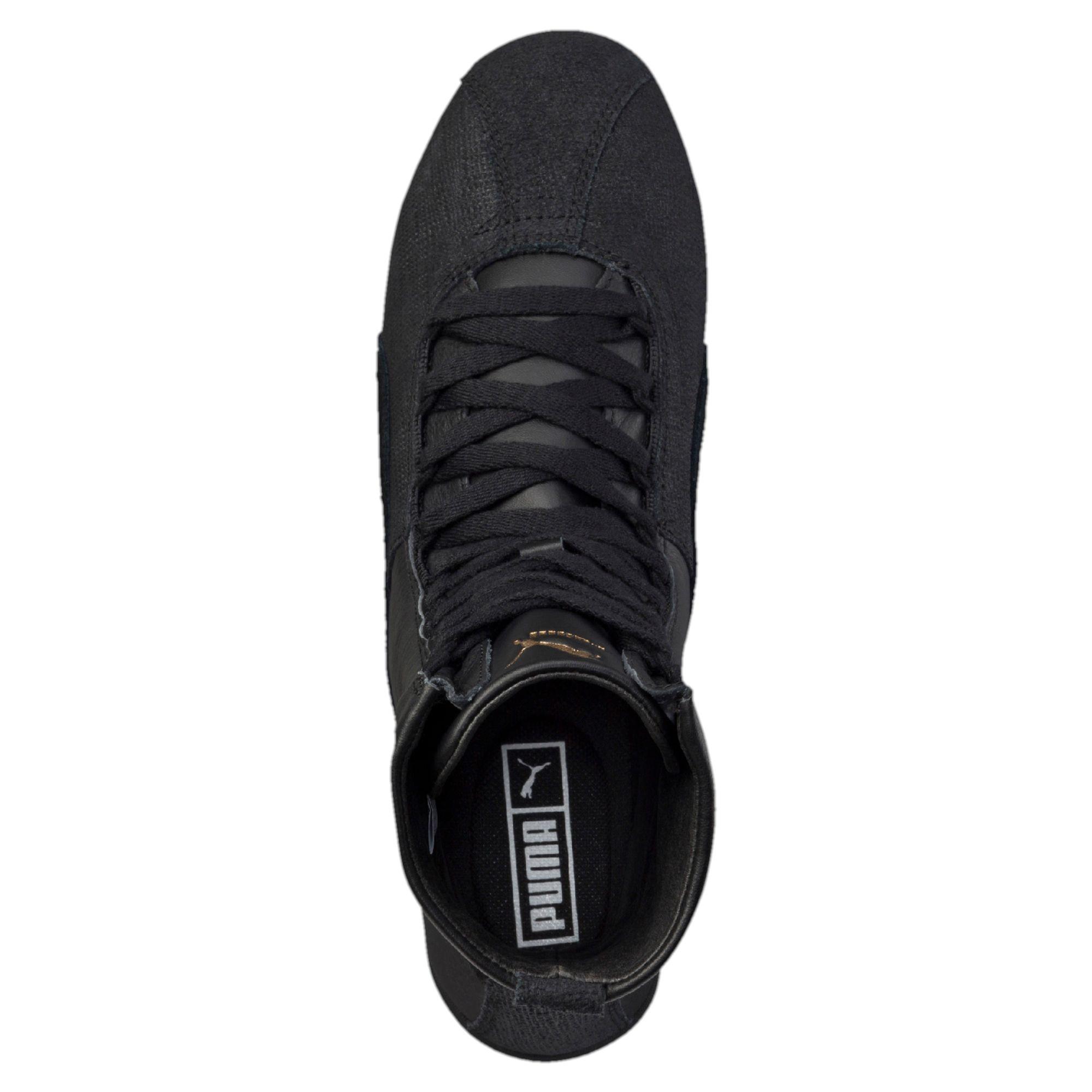 3ce4cb37b7a6 PUMA Eskiva Hi Remaster Damen Stiefel Sport Classics Hohe Stiefel ...