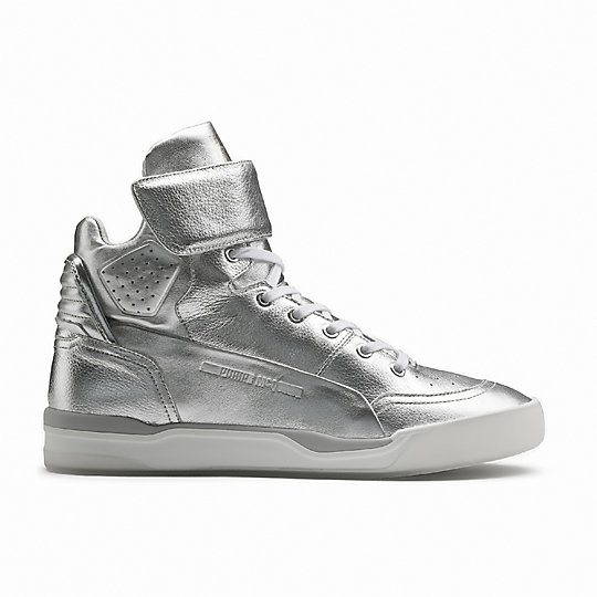 PUMA MCQ MOVE MID MNS METALLIC