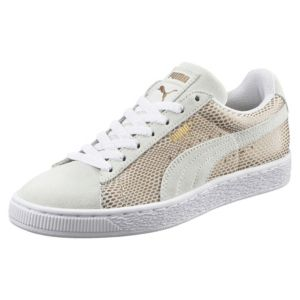 Women's Suede Classic GOLD Trainers