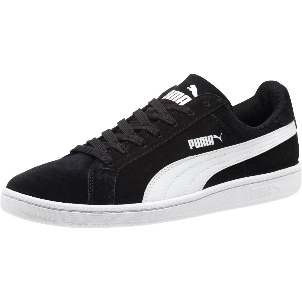 Mens Brown Suede Puma Shoes