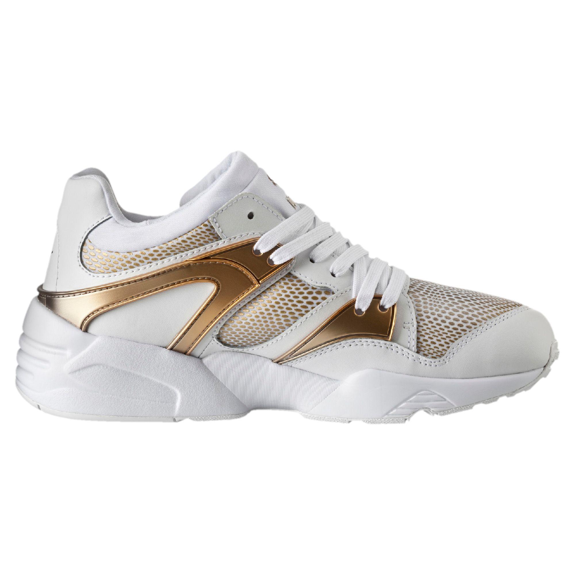 trinomic puma gold