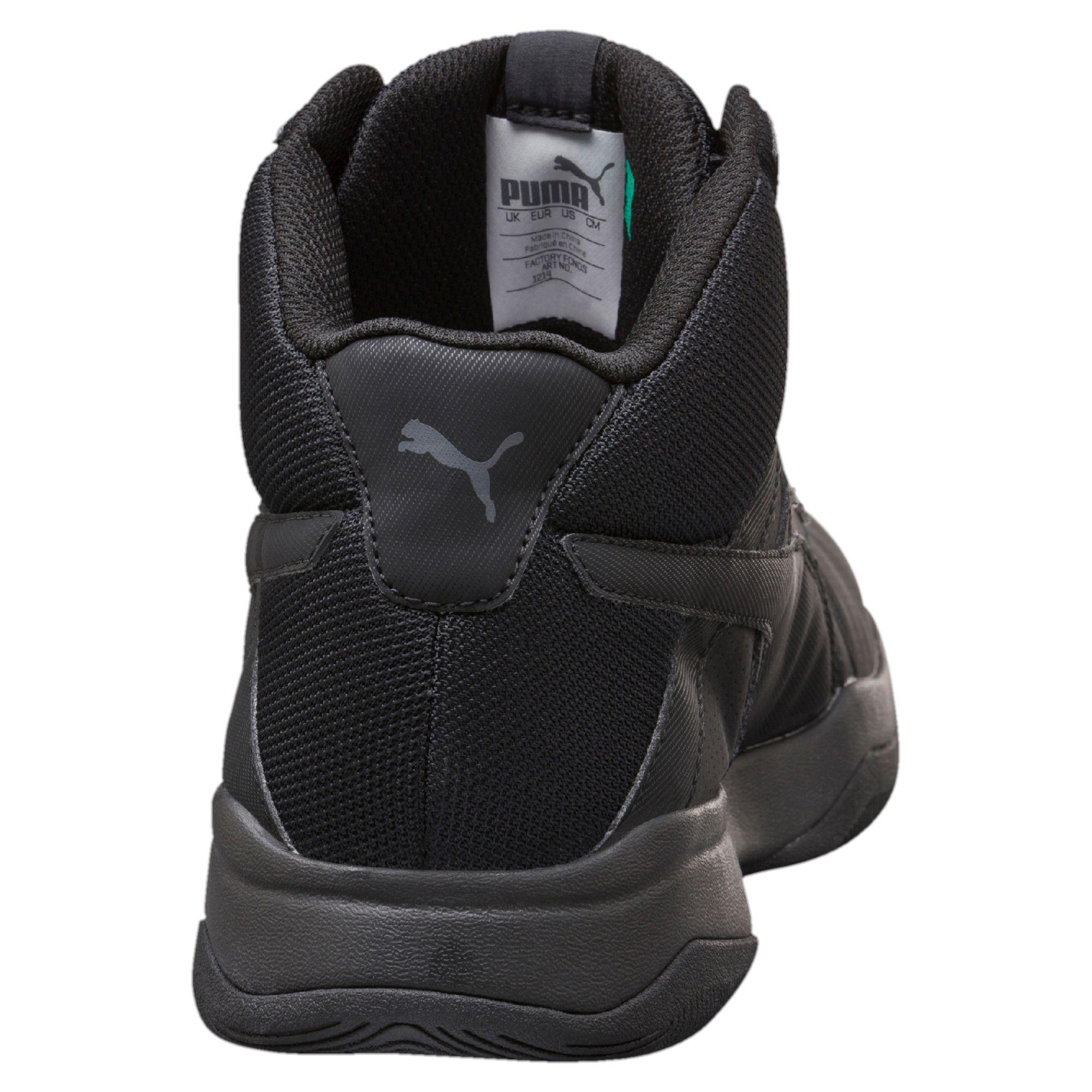 2ab525b7305 Details about PUMA Rebound Street Evo SL High Tops Basics Mid Boot Unisex  New