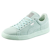 Suede Classic Mono Ref Iced Trainers