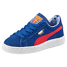 Sneaker Suede Superman™ PS bambino