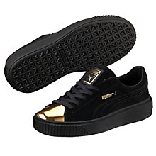 Puma Gold Toe Sneakers