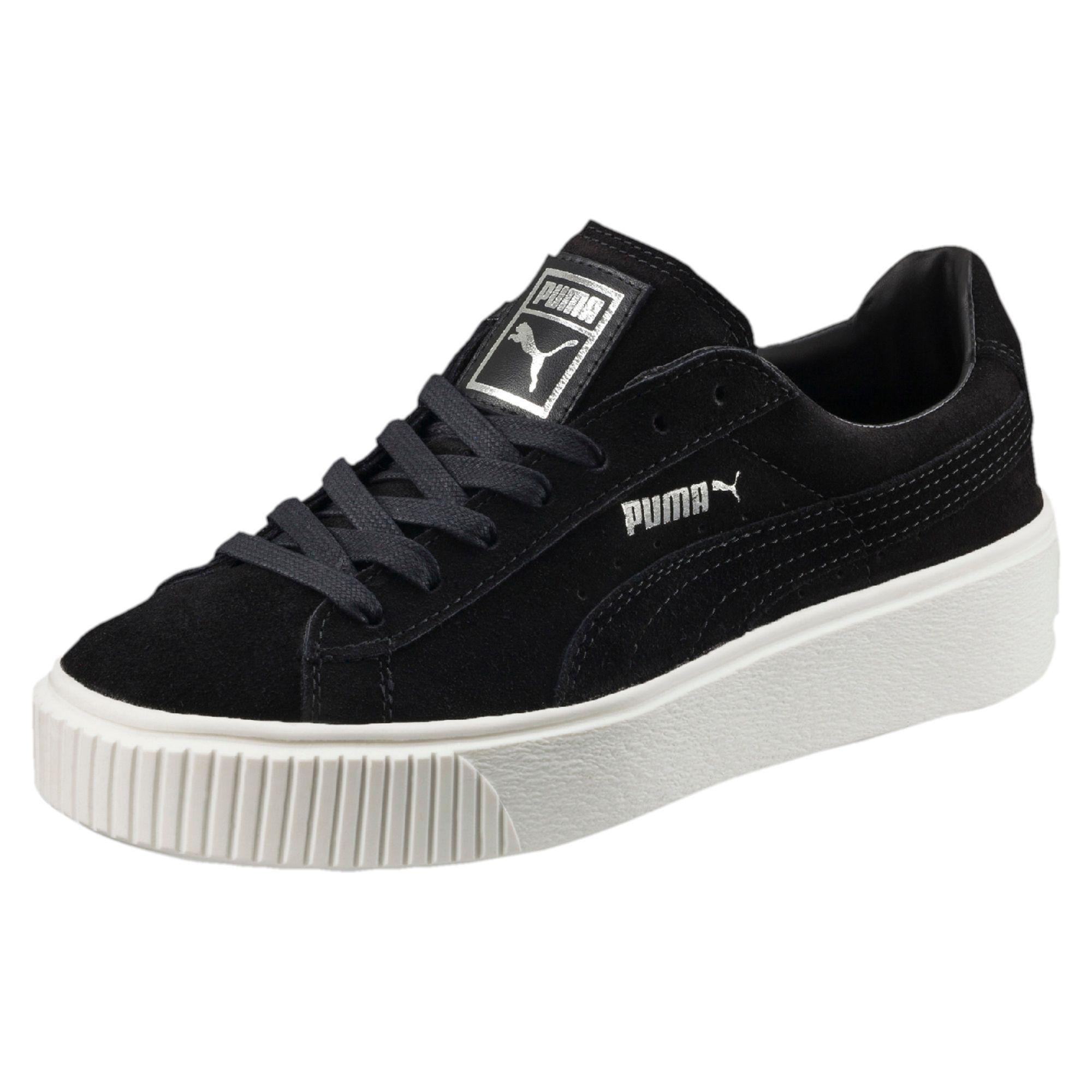 puma suede platform - damen sneaker