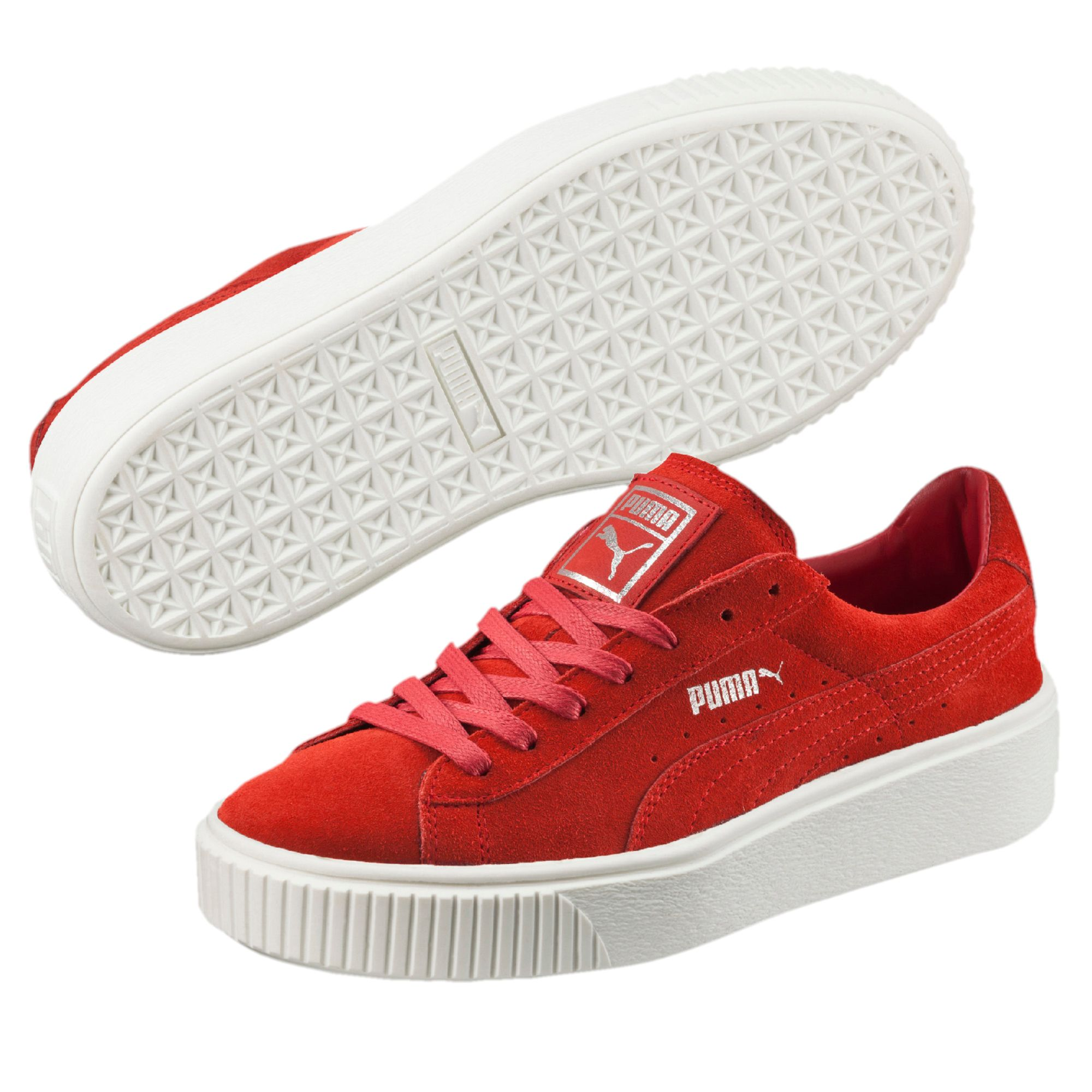 Details about PUMA Suede Platform Core Women s Trainers Sport Classics Low  Boot Female New 95a75d34f