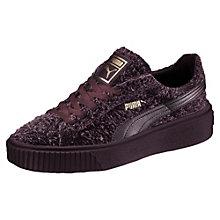 Suede Platform Elemental Damen Sneaker