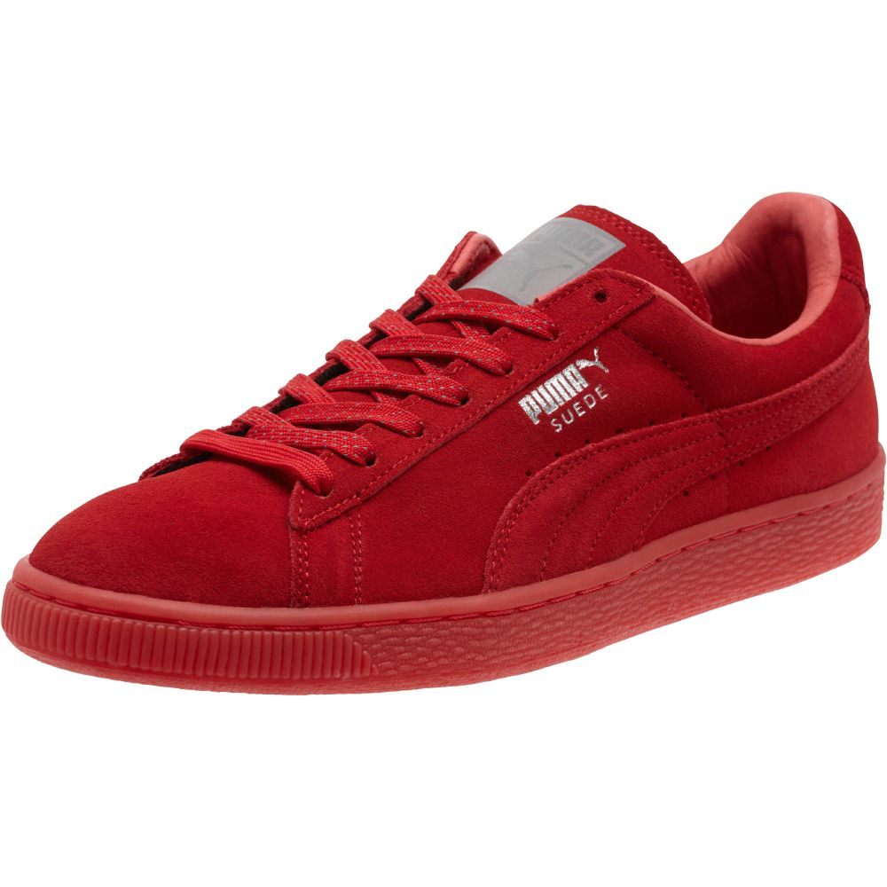 puma suede classic mono iced women 39 s sneakers ebay. Black Bedroom Furniture Sets. Home Design Ideas