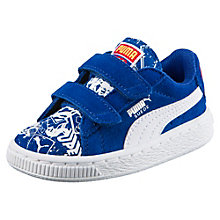 Suede Superman™ Street Baby Trainers