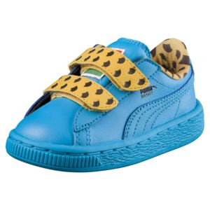 Basket Sesame Street® Cookie Monster Kids' Trainers