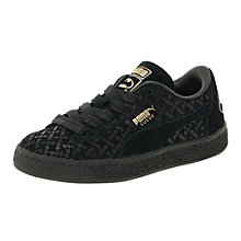 Suede Batman® PS Kinder Sneaker