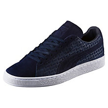 Suede Classic Emboss v2 Trainers