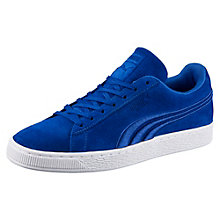 Suede Classic Badge Trainers