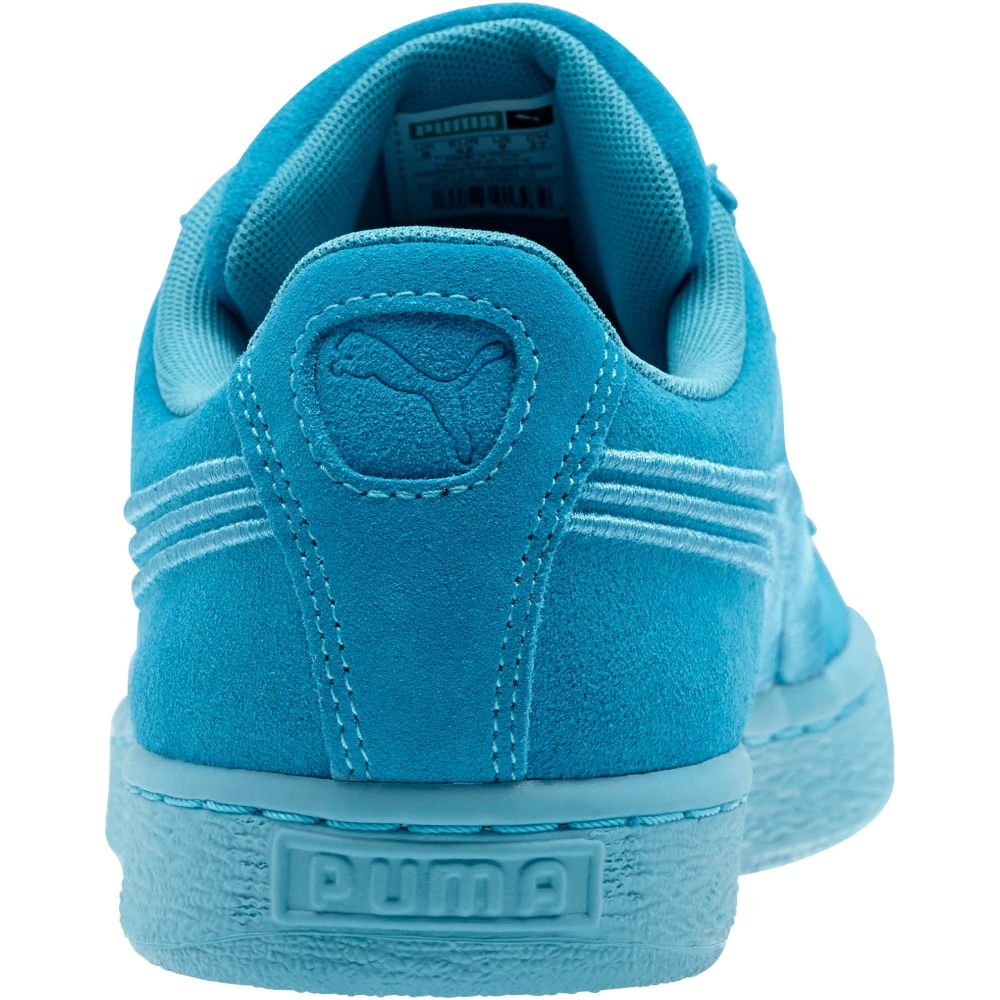 puma suede classic badge sneakers ebay. Black Bedroom Furniture Sets. Home Design Ideas