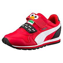 ST Runner Sesame Street® Elmo Kids' Trainers