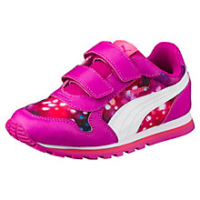 ST Runner NL Lights PS Kids' Trainers