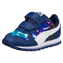 ST Runner NL Lights Baby Trainers