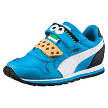 ST Runner Sesame Street® Cookie Monster Kids' Trainers