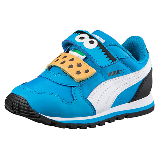 ST Runner Sesame Street® Cookie Monster Baby Trainers