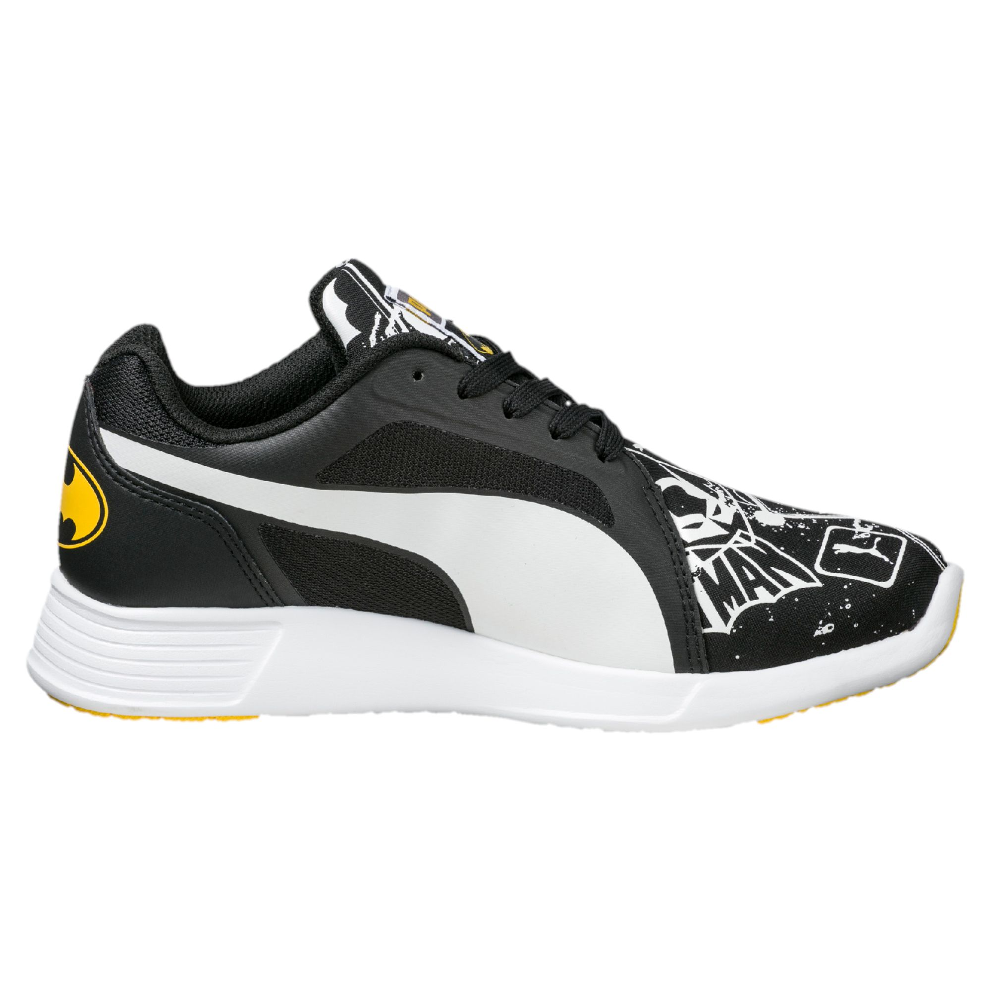92e494506502 PUMA ST Trainer Evo Batman® Street Kids  Trainers Kids Low Boot ...