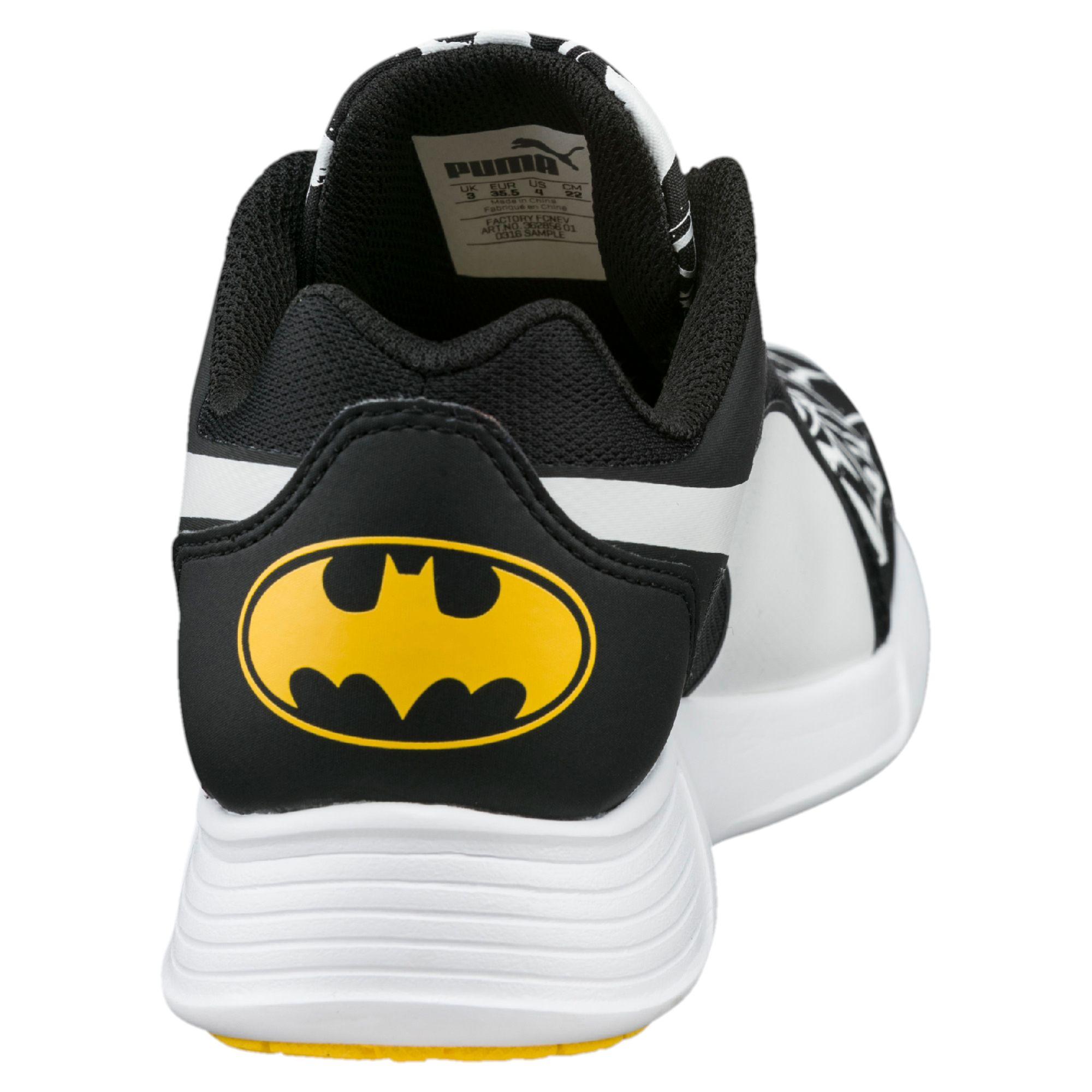 75fb6aa4946 PUMA ST Trainer Evo Batman® Street Kids  Trainers Kids Low Boot ...