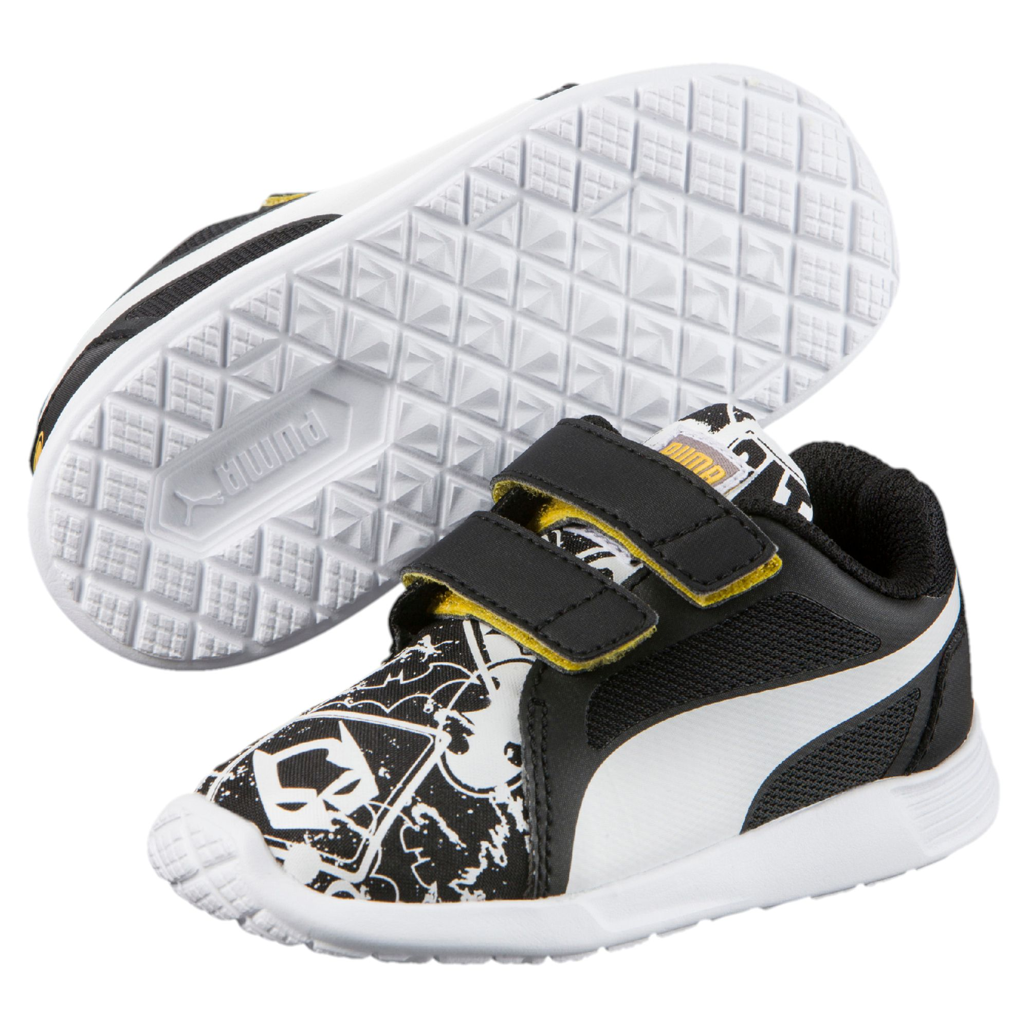 Chaussures Puma Fitness noires unisexe xPuFeO