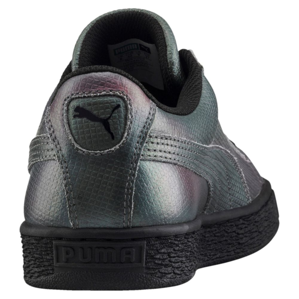 basket classic holographic men s sneakers ebay