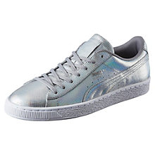 Basket Classic Holographic Trainers