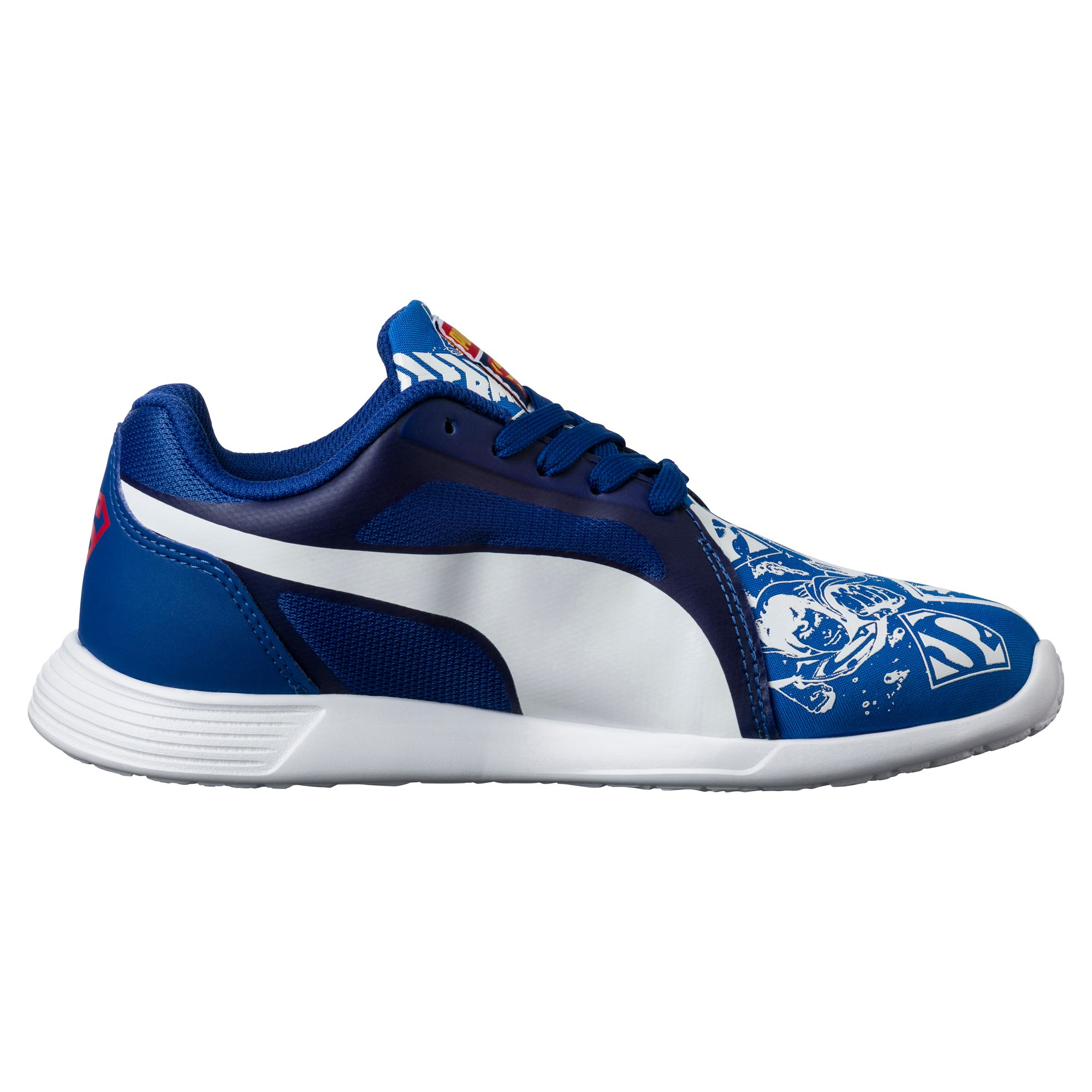 1bbf551ceff574 PUMA ST Trainer Evo Superman™ Street Kinder Sneaker Unisex Schuhe ...