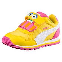 ST Runner Sesame Street® Big Bird Baby Trainers
