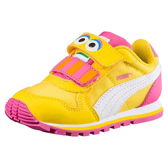 ST Runner Sesame Street® Big Bird Baby Trainers
