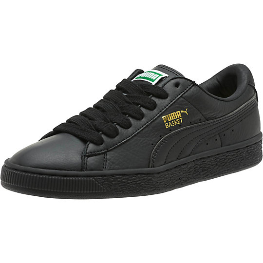 Puma Basket Black
