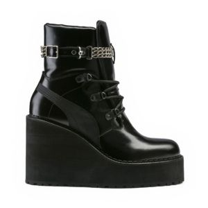 Fenty Sneaker Boot Wedge