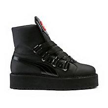 SNEAKER BOOT BLACK