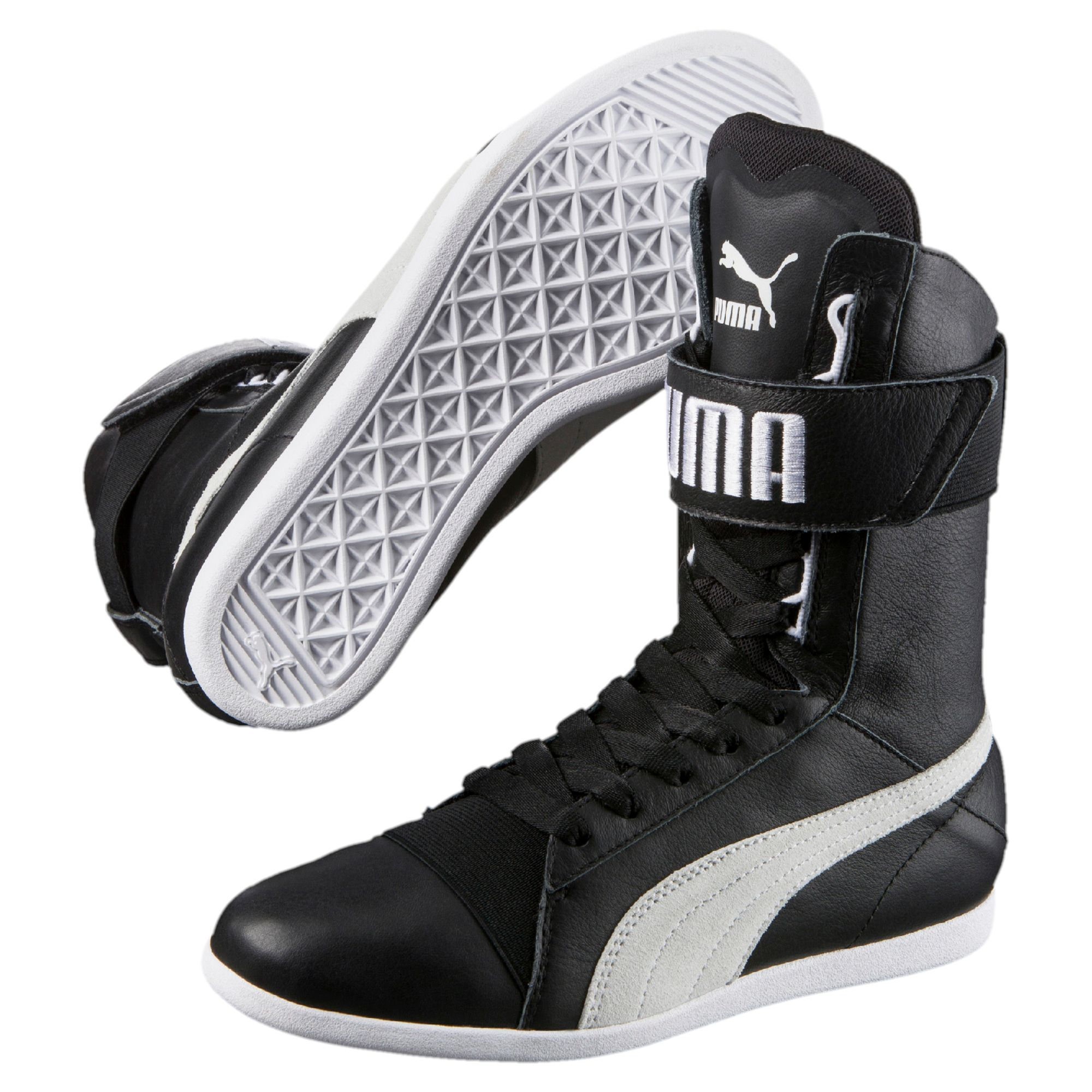 1d8d5020815e PUMA Eskiva New Hi Damen Stiefel Hohe Stiefel Frauen Neu   eBay
