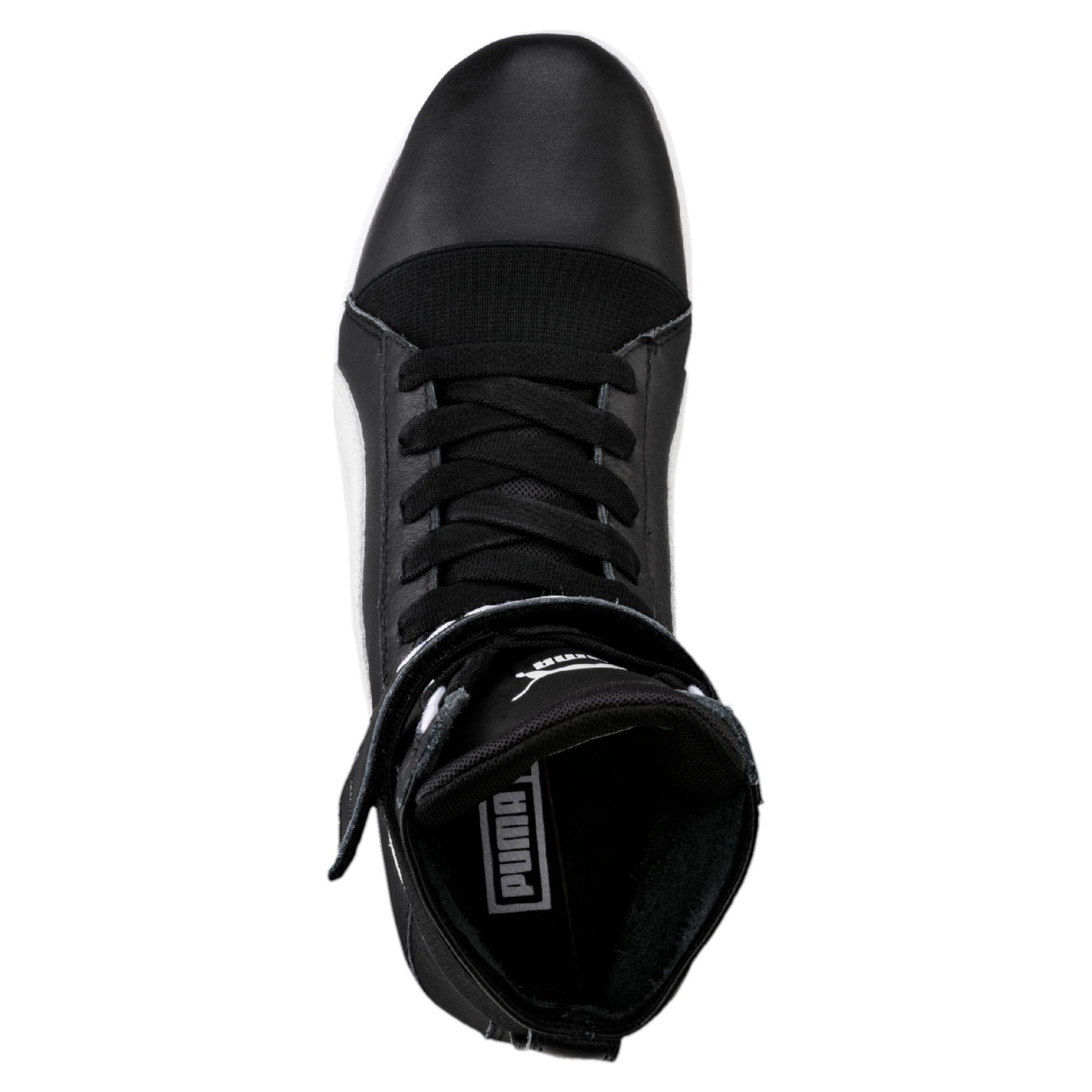 a7e3afded98d PUMA Eskiva New Hi Damen Stiefel Frauen Hohe Stiefel Neu   eBay
