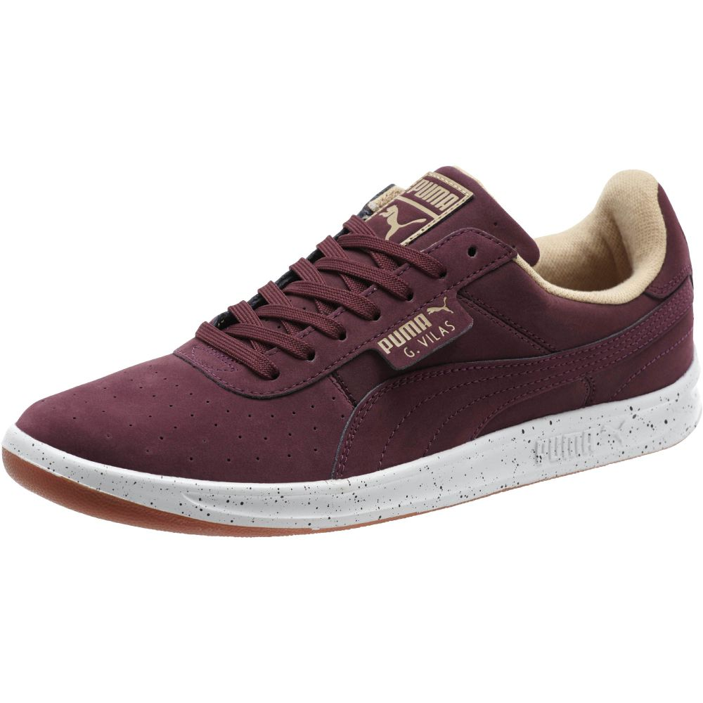 Puma G. Vilas Nubuck Speckle Men's Sneakers