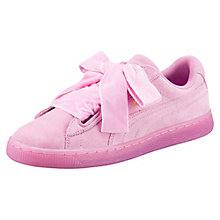 Puma新款Suede Heart Reset跑鞋,多色 特价仅售$80