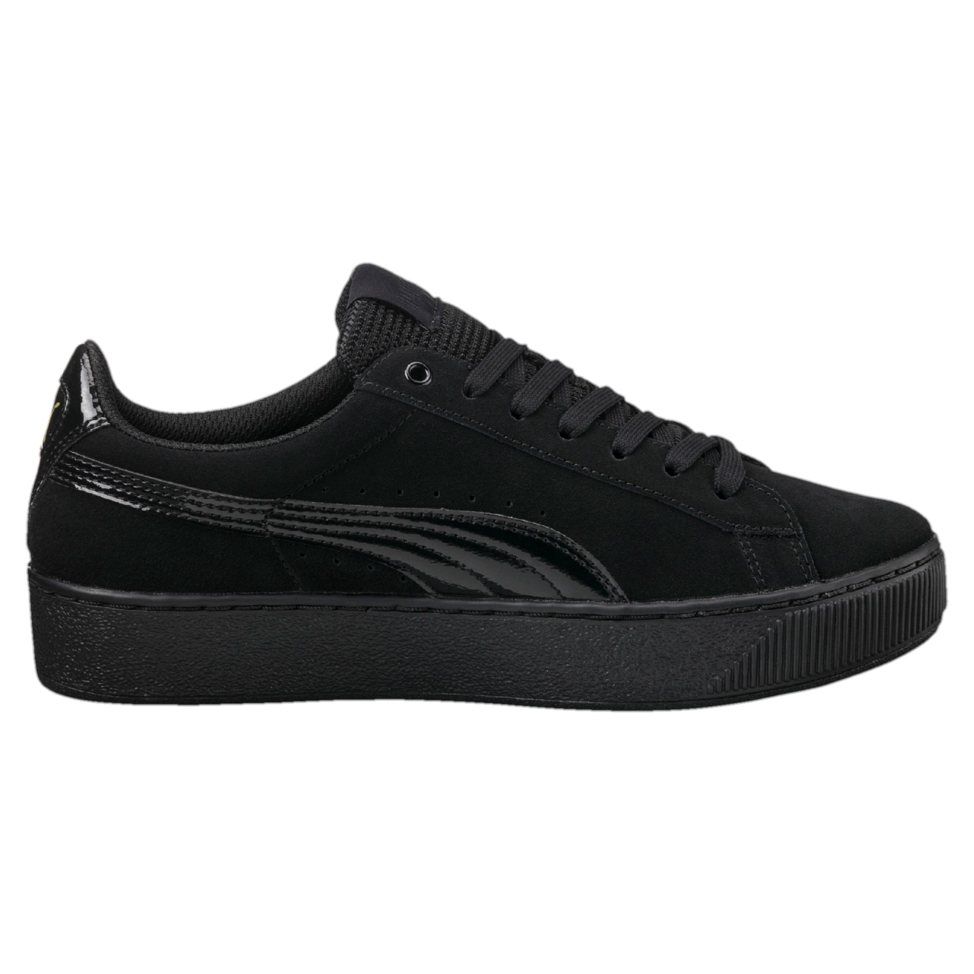 puma vikky platform damen sneaker basics schuhe frauen neu. Black Bedroom Furniture Sets. Home Design Ideas