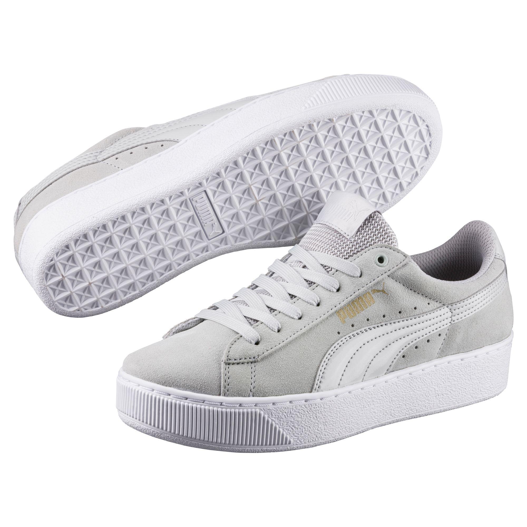 bc85e768626538 PUMA Vikky Platform Damen Sneaker Basics Schuhe Frauen Neu