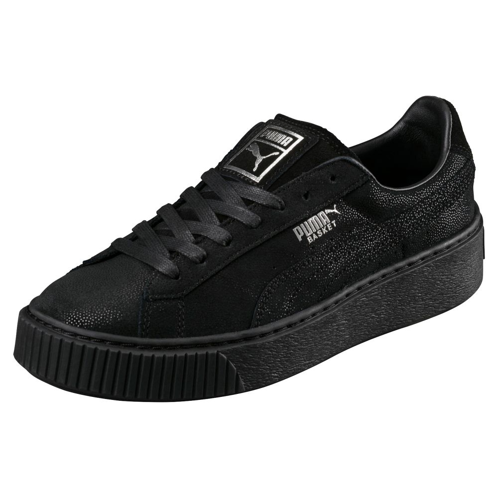 puma basket platform reset women s sneakers. Black Bedroom Furniture Sets. Home Design Ideas