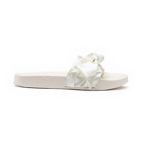 Bow Men's Slide Sandals