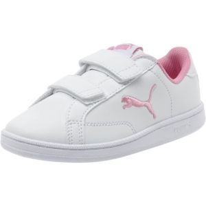 Puma Smash Cat Velcro Pre School Trainers