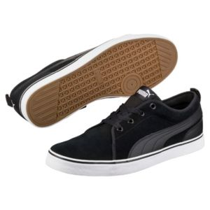 Men's Suede Street Vulc Trainer