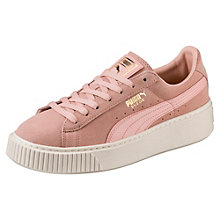 Suede Platform Core Women's Trainers