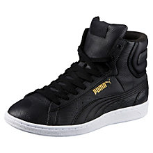 Vikky Mid Deboss Women's High Tops